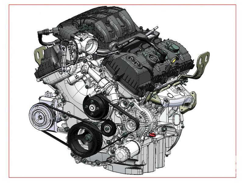 2015 duramax engine diagram 2015-17 mustang engine specs: 3.7l v6 - lmr.com 2015 mustang engine diagram