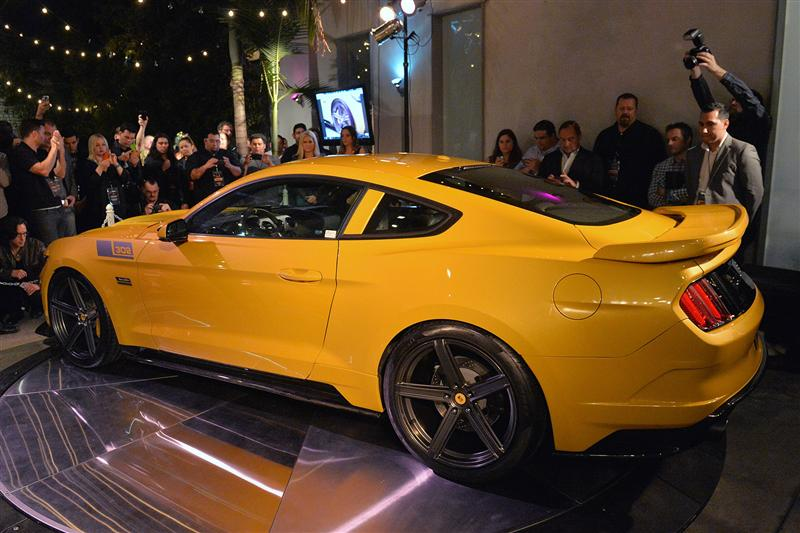 2015 Saleen 302 Black Label Mustang - 2015 Saleen 302 Black Label Mustang
